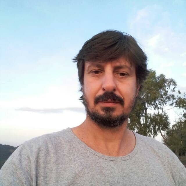 Geferson Elias Piazza – XIV Simpósio Florestal Catarinense