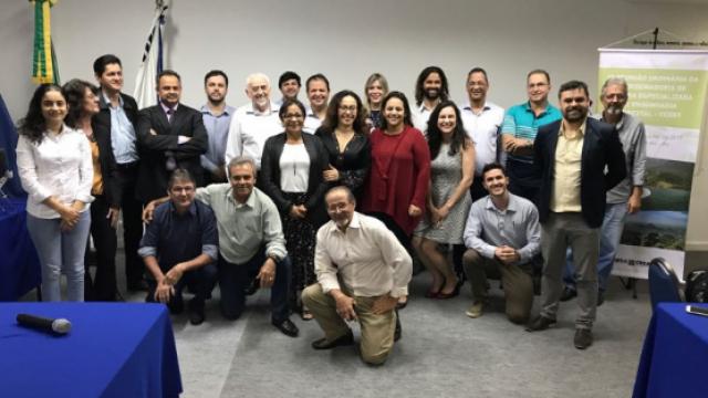 Coordenadorias das Câmaras de Engenharia Florestal reúnem-se no RJ