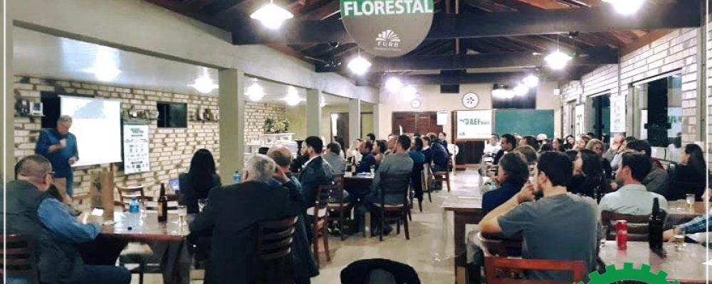 AEFVALE – Promove encontro de Engenheiros Florestais do Vale do Itajaí.