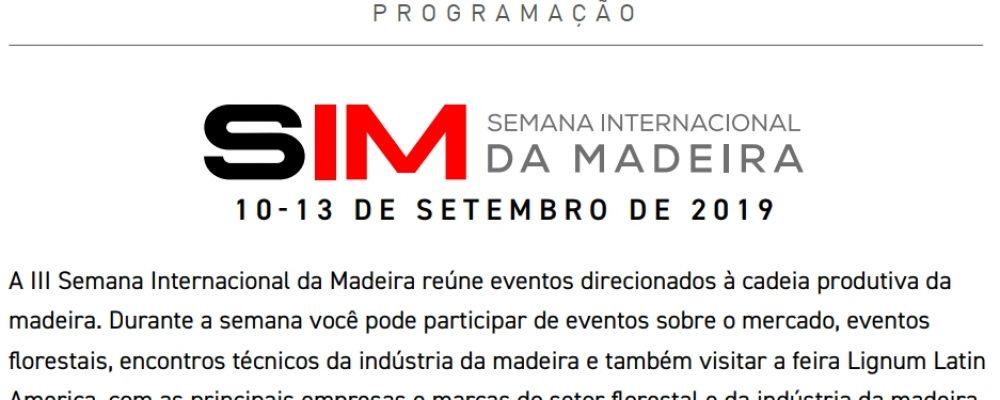 Semana Internacional da Madeira – SIM