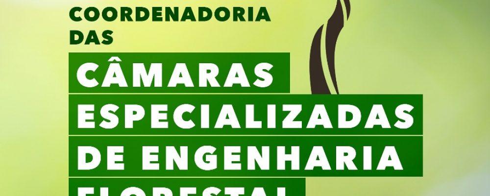 Reunião Câmaras Especializadas de Engenharia Florestal