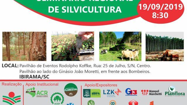 SEMINÁRIO REGIONAL DE SILVICULTURA