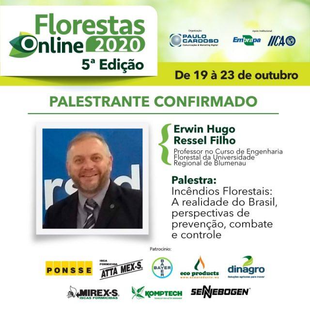Florestas Online 2020 – 5º Edição